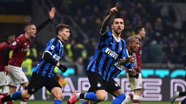 3 Fakta Menarik Usai Inter Milan Bekuk AC Milan di Liga Italia   (12646)