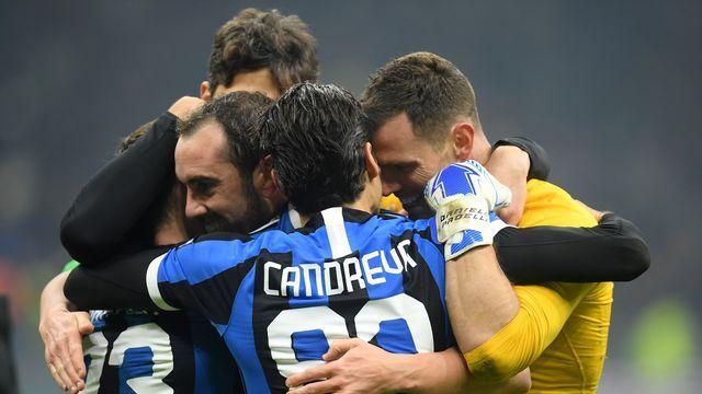 3 Fakta Menarik Usai Inter Milan Bekuk AC Milan di Liga Italia   (12647)