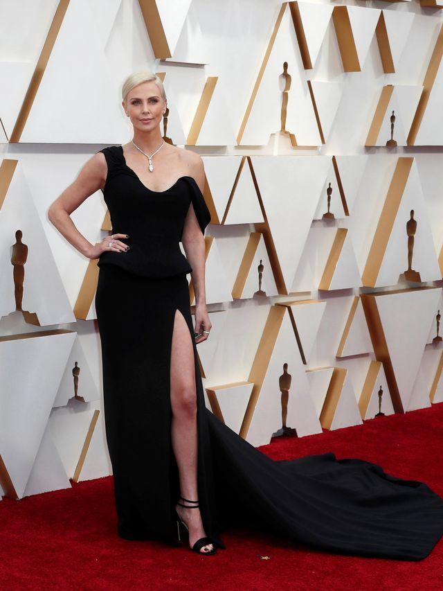 PTR- Oscars 2020 Charlize Theron