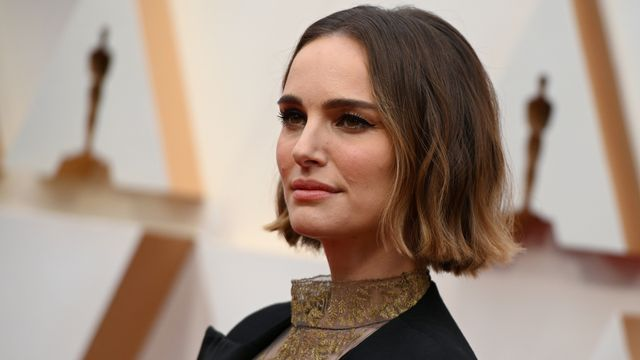 Oscars 2020 Natalie portman