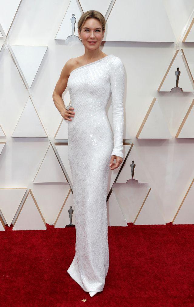 PTR- Oscars 2020 Renee Zellweger