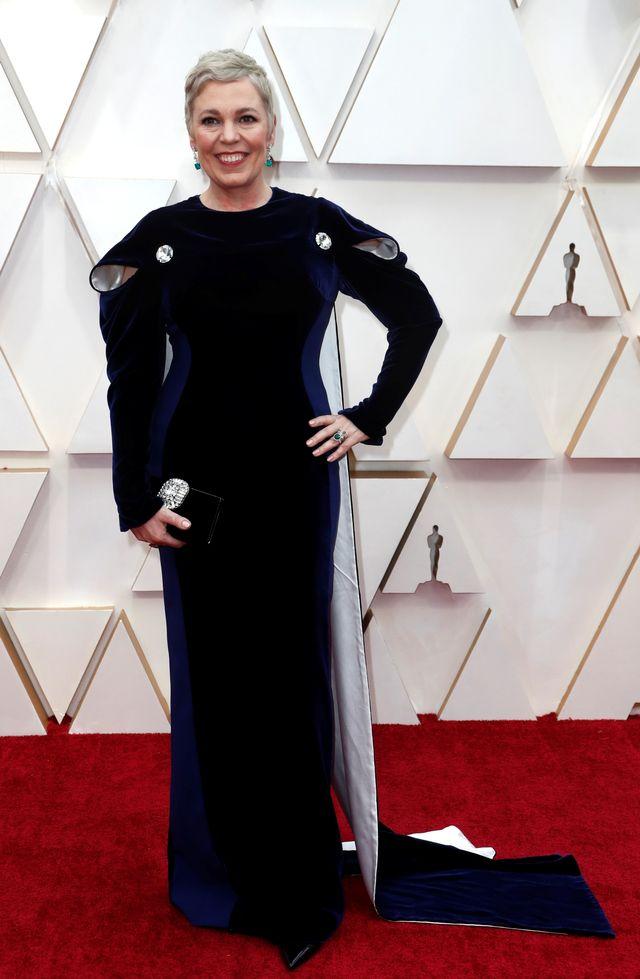 PTR- Oscars 2020 Olivia Colman