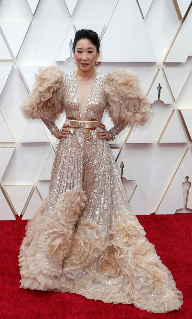 PTR- Oscars 2020 Sandra Oh