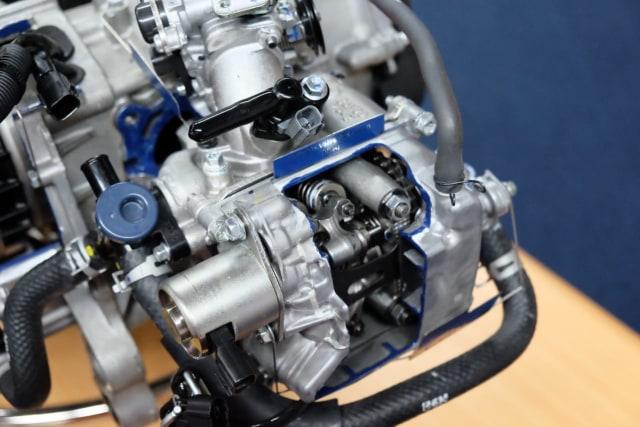 Bedah Mesin Baru Yamaha Aerox 2020, Jeroannya Pakai Milik YZF-R15 (27496)