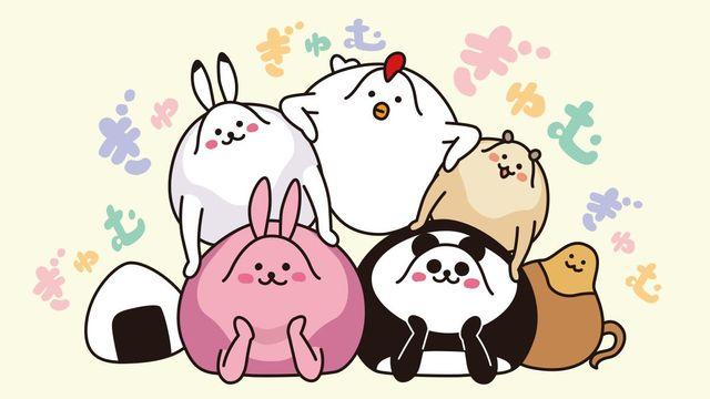Anime Sticker LINE 'Poccolies' Mulai Tayang di Musim Semi 2020 (211175)