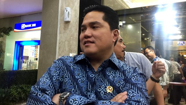 Erick Thohir Sebut Impor Alat Kesehatan Didominasi Mafia (20437)