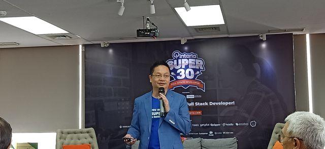 Dorong Talenta Digital, Pintaria Beri Beasiswa Full Stack Developer (28046)