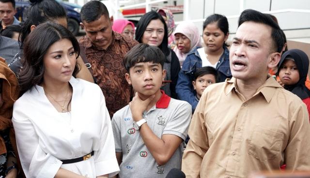 Kuasa Hukum Ruben Onsu Bicara soal Unsur Pidana yang Dilakukan Ridwan Remin (2)