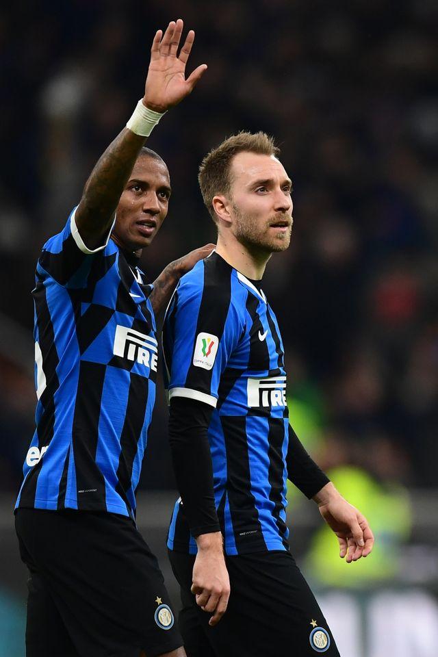 Inter Milan: Ludogorets Dulu, Juventus Kemudian (7137)