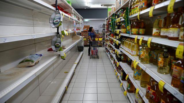 Malaysia Lockdown, Bagaimana Stok Makanan Singapura? (13141)