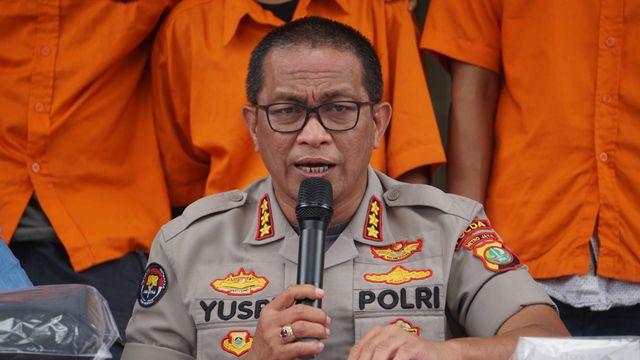 Polisi: Gelar Balap Lari Liar Dipenjara 3 Bulan atau Denda Rp 200 Juta (166567)