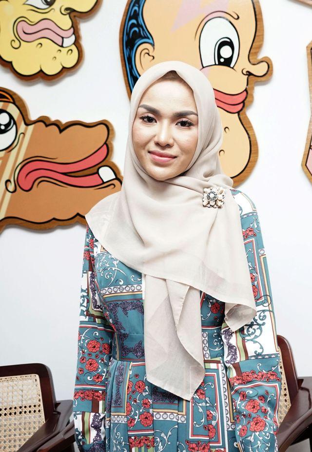 Medina Zein Sindir Balik Zaskia Sungkar soal Kasus Irwansyah Lewat Instagram (6894)