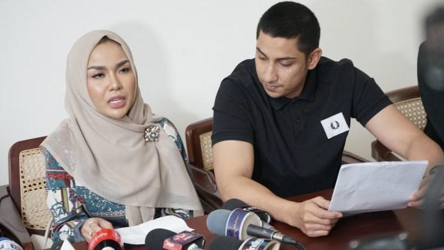 Respons Medina Zein soal Kasus Dugaan Penggelapan Uang Dihentikan  (4670)