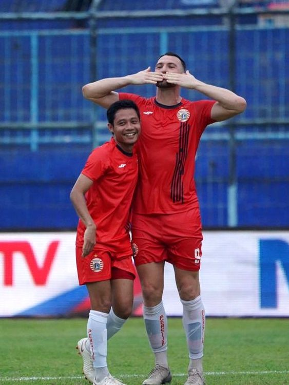 PTR- Persija vs Persela Piala Gubernur Jatim 2020