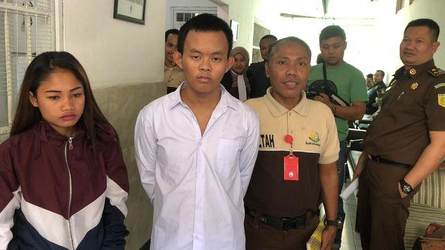 pengedar sabu di Pengadilan Negeri Kabupaten Bandung