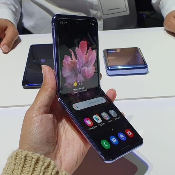 Spesifikasi dan Harga Samsung Galaxy Z Flip di Indonesia (1266852)