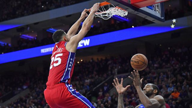 Sixers vs Clippers