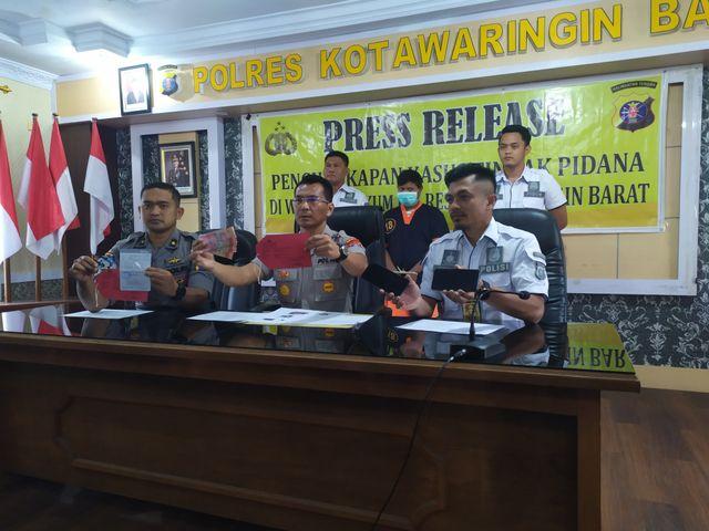 Polres Kobar Bongkar Prostitusi Online, Mucikari di Kalteng Ditangkap (115327)