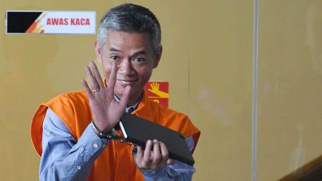 Eks Komisioner KPU Wahyu Setiawan Dituntut 8 Tahun Penjara (618)