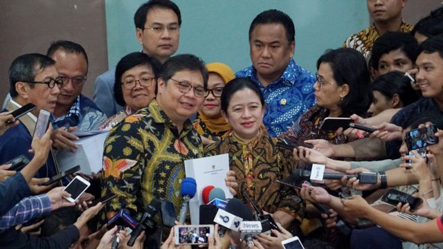 Airlangga: Aturan Turunan UU Cipta Kerja Ditargetkan Rampung 3 Bulan Lagi (377971)