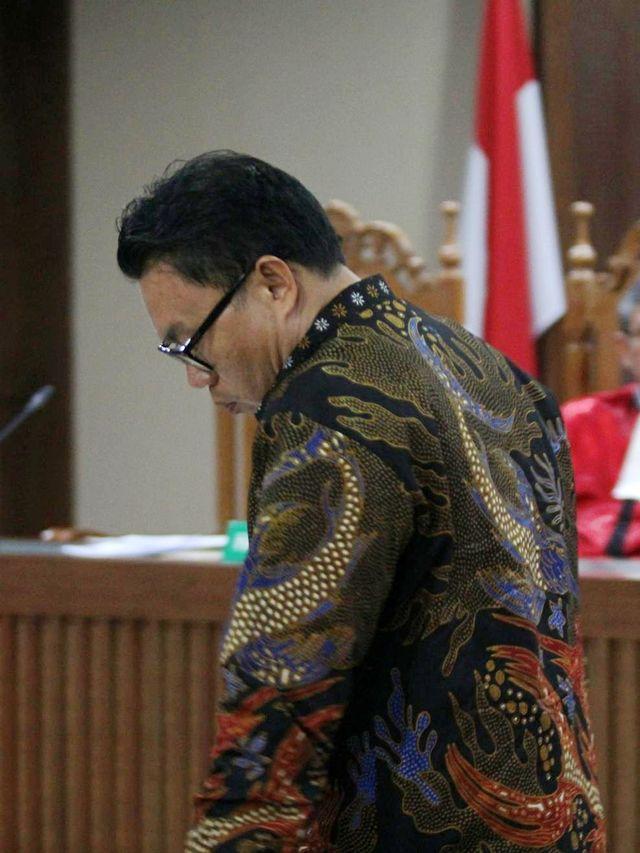 PTR- Sidang dakwaan Risyanto Suanda