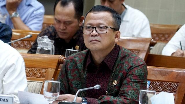 Edhy Prabowo Menteri Jokowi Pertama di Periode Kedua yang di-OTT KPK (24719)