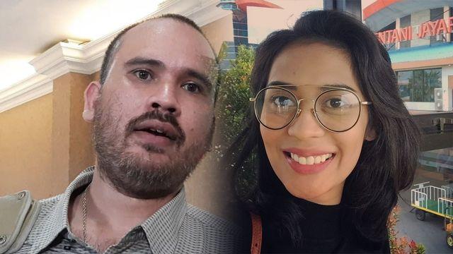 Mantan Suami Karen Idol Diperiksa Sebagai Saksi Kasus Kematian Anaknya (3833)