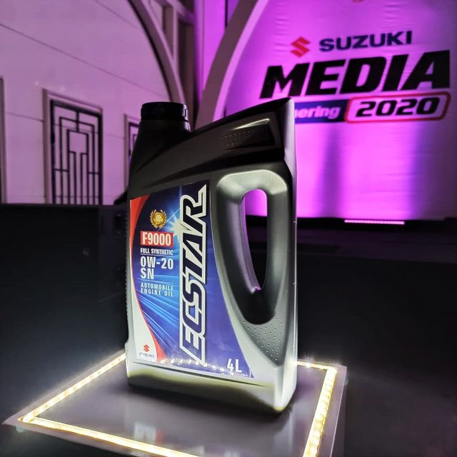 Penjualan Suku Cadang Suzuki Tumbuh: Motor 101 Persen dan Mobil 87 Persen (11816)