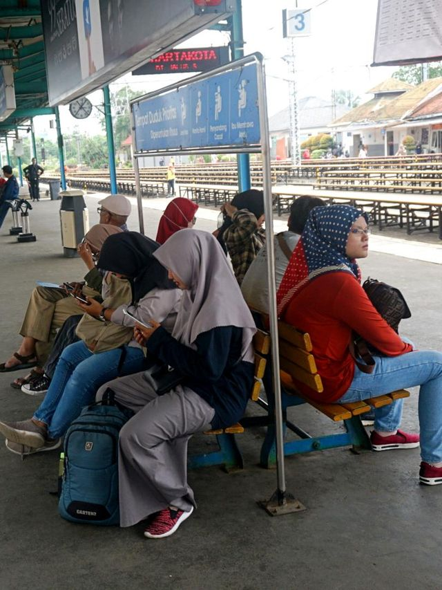 PTR- Perubahan Rute KRL di Stasiun Manggarai