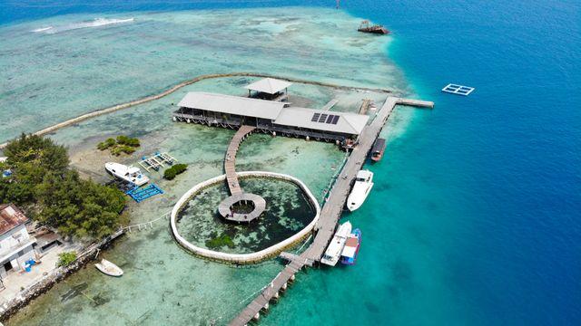 Kepulauan Seribu Bakal Bangun Penginapan Terapung Sebagai Objek Wisata Baru (282835)