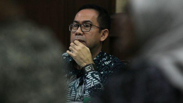 Mahkamah Agung Potong Hukuman Adik Ratu Atut, Wawan, 2 Tahun Penjara (567911)