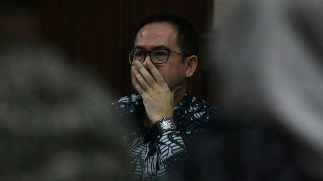 Korupsi Proyek Alkes dan Cuci Uang, Wawan Dituntut 6 Tahun Penjara (579745)