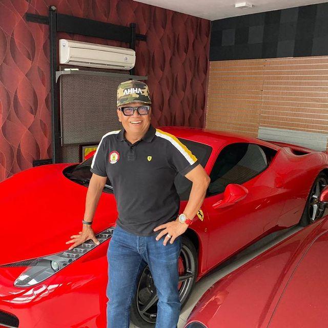 Profil Orang Sukses: Basrizal Koto, Miliarder yang Tak Tamat SD (39465)