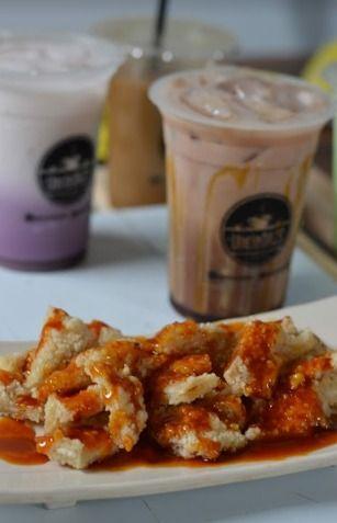 Paket Combo Waralaba Makanan dan Minuman Kekinian Uncledazs (63362)