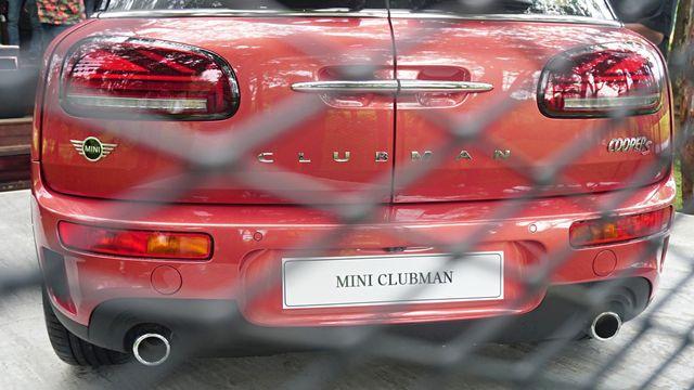 Varian Baru MINI Clubman