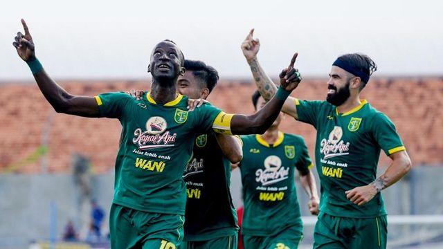 Persebaya vs Madura United