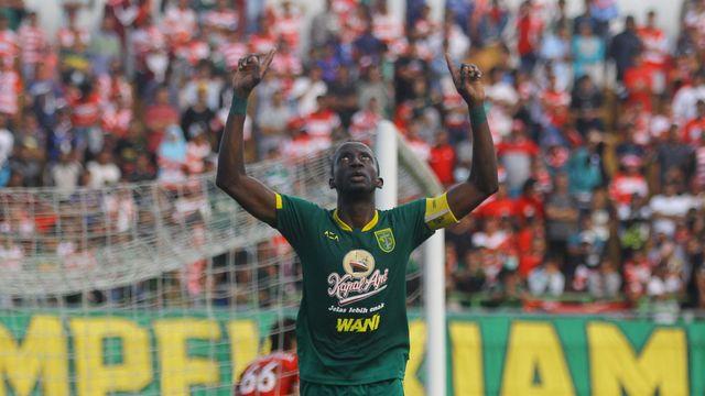 Persebaya kalahkan Madura United