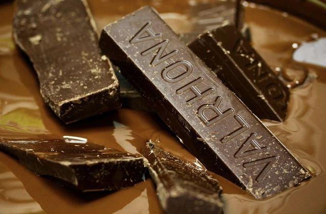 Cokelat Valrhona