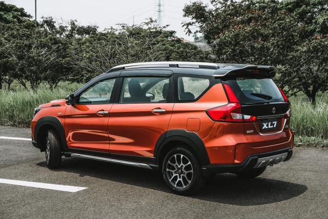 Ini Perbedaan Ketiga Varian Suzuki XL7, Pilih Mana? (7810)