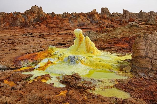 Mengenal Sulfur, Sebuah Unsur yang Banyak Didapat di Alam (339747)