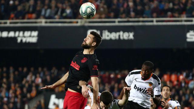 Valencia vs Atletico