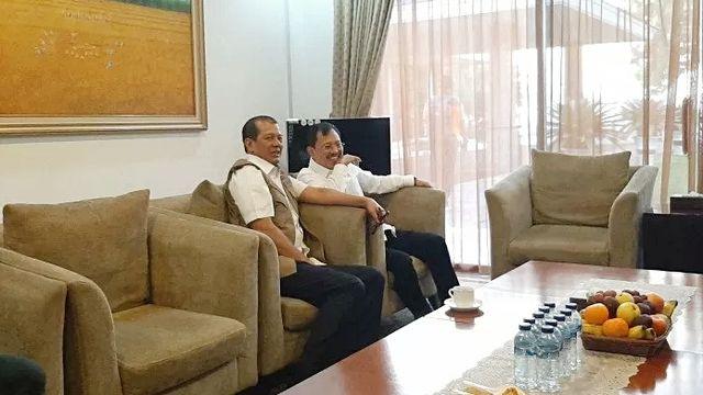 Menkes dan Kepala BNPB berangkat ke Natuna