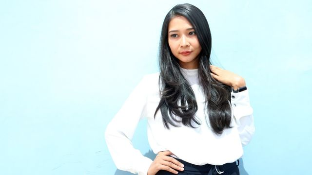 Dita Anggraeni Alias Mey Chan Rilis Single Baru Berjudul 'Lagu Rindu' (30488)