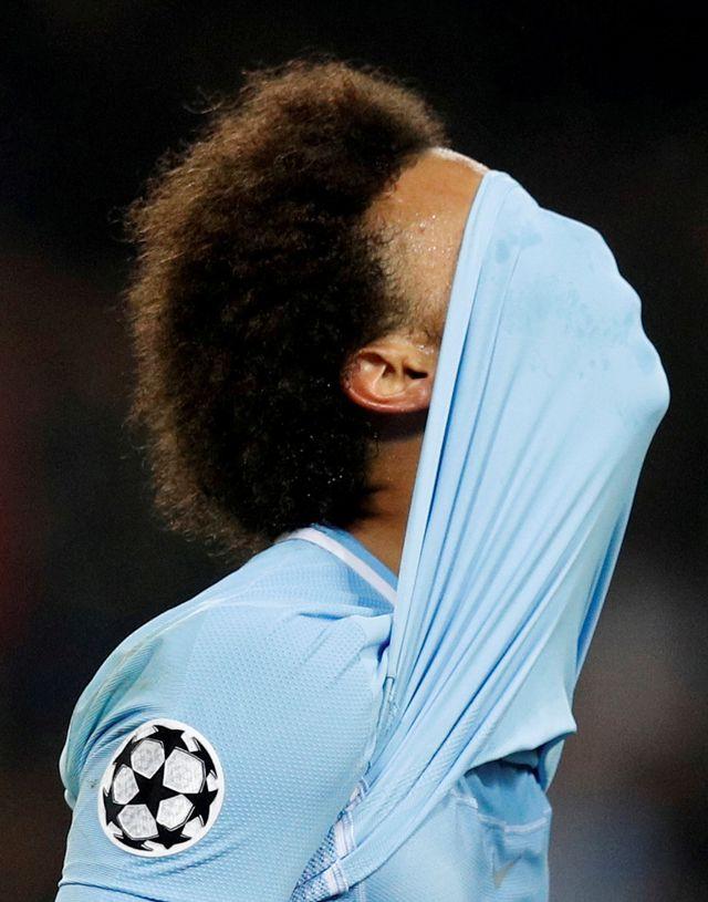 PTR, Leroy Sane, Manchester City