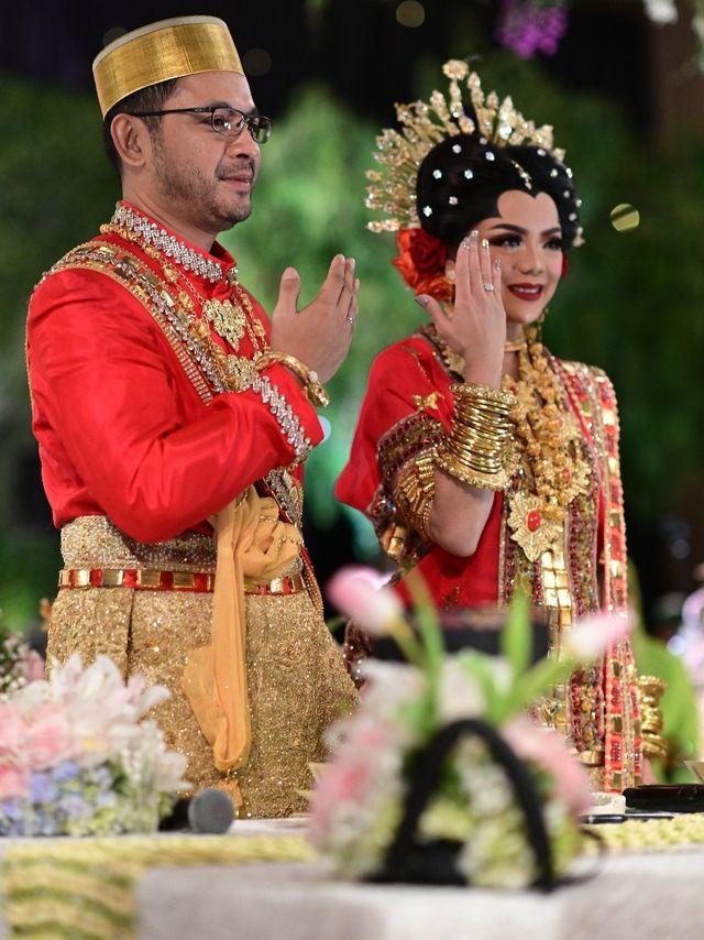 5 Berita Populer: Danny Rukmana Resmi Menikah hingga Cerita Hidup Vidi Aldiano (68367)