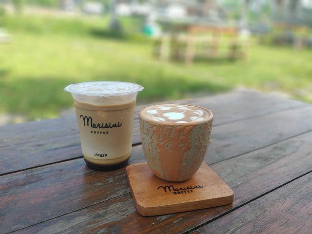 Marisini Coffee: Tempat Ngopi Asyik di Yogya Berkonsep Rumah Joglo (123229)