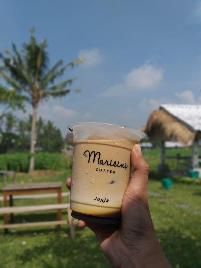 Marisini Coffee: Tempat Ngopi Asyik di Yogya Berkonsep Rumah Joglo (123235)