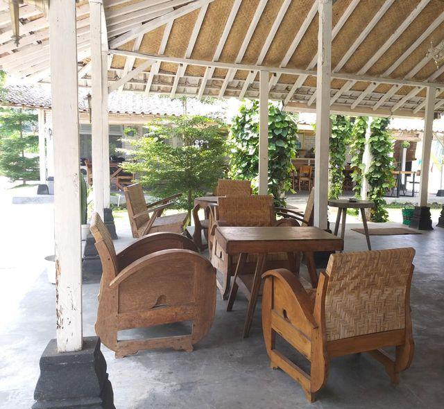 Marisini Coffee: Tempat Ngopi Asyik di Yogya Berkonsep Rumah Joglo (123231)