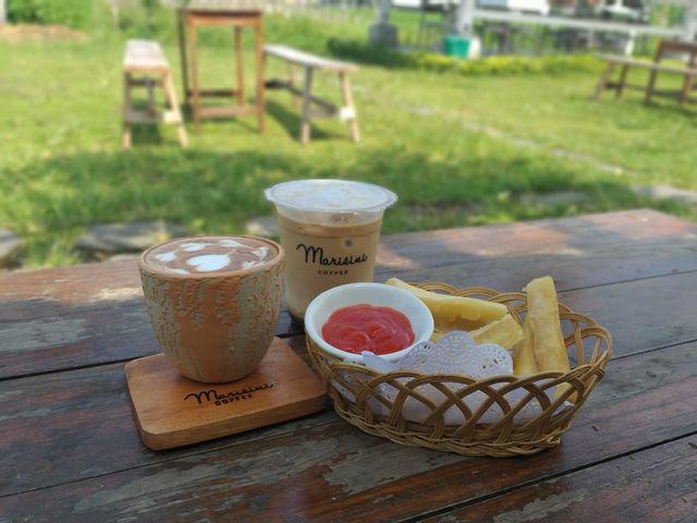 Marisini Coffee: Tempat Ngopi Asyik di Yogya Berkonsep Rumah Joglo (123232)