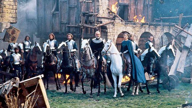 Cuplikan Film First Knight